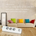 Larkkey Smart Home Alexa Wifi Extension Socket 4