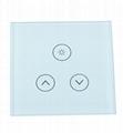 Larkkey Smart Home Alexa EU UK Wifi Smart Dimmer Light Switch 1
