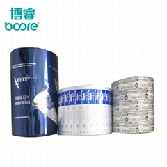 Pet Laminated Roll Film for Packing powder sachet sticker