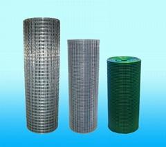 PVC coated glavanized welded wire mesh