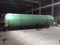 廠家直銷成品玻璃鋼化糞池100立方50立方 2