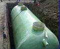 廠家直銷成品玻璃鋼化糞池100立方50立方 3