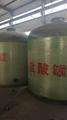 廠家直銷玻璃鋼儲罐玻璃鋼鹽酸化工罐 4