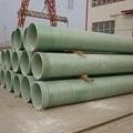 廠家直銷玻璃鋼管道頂管夾砂管 3