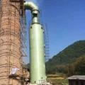 廠家直銷大型玻璃鋼脫硫塔達標 3