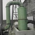 廠家直銷玻璃鋼除塵器吸附塔環保