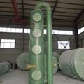 廠家直銷玻璃鋼除塵器吸附塔環保設備 2