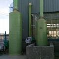 廠家直銷玻璃鋼除塵器吸附塔環保設備 3