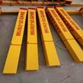 廠家直銷玻璃鋼標誌樁標誌牌 4