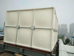 廠家直銷玻璃鋼水箱組合水箱