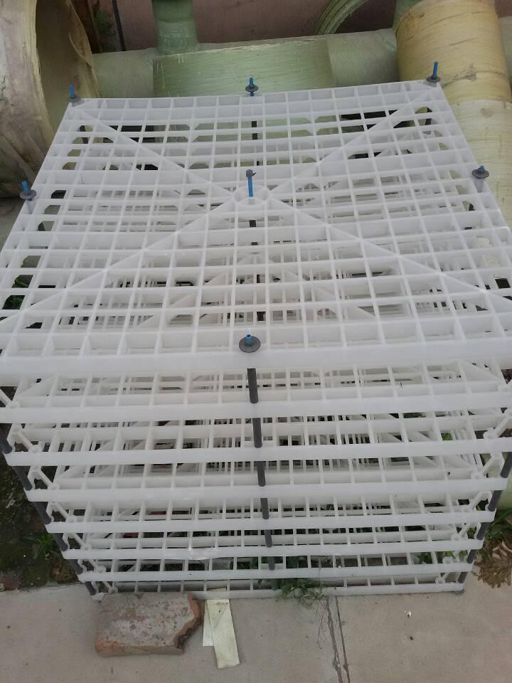 廠家直銷玻璃鋼填料PP填料蜂窩斜管填料 1