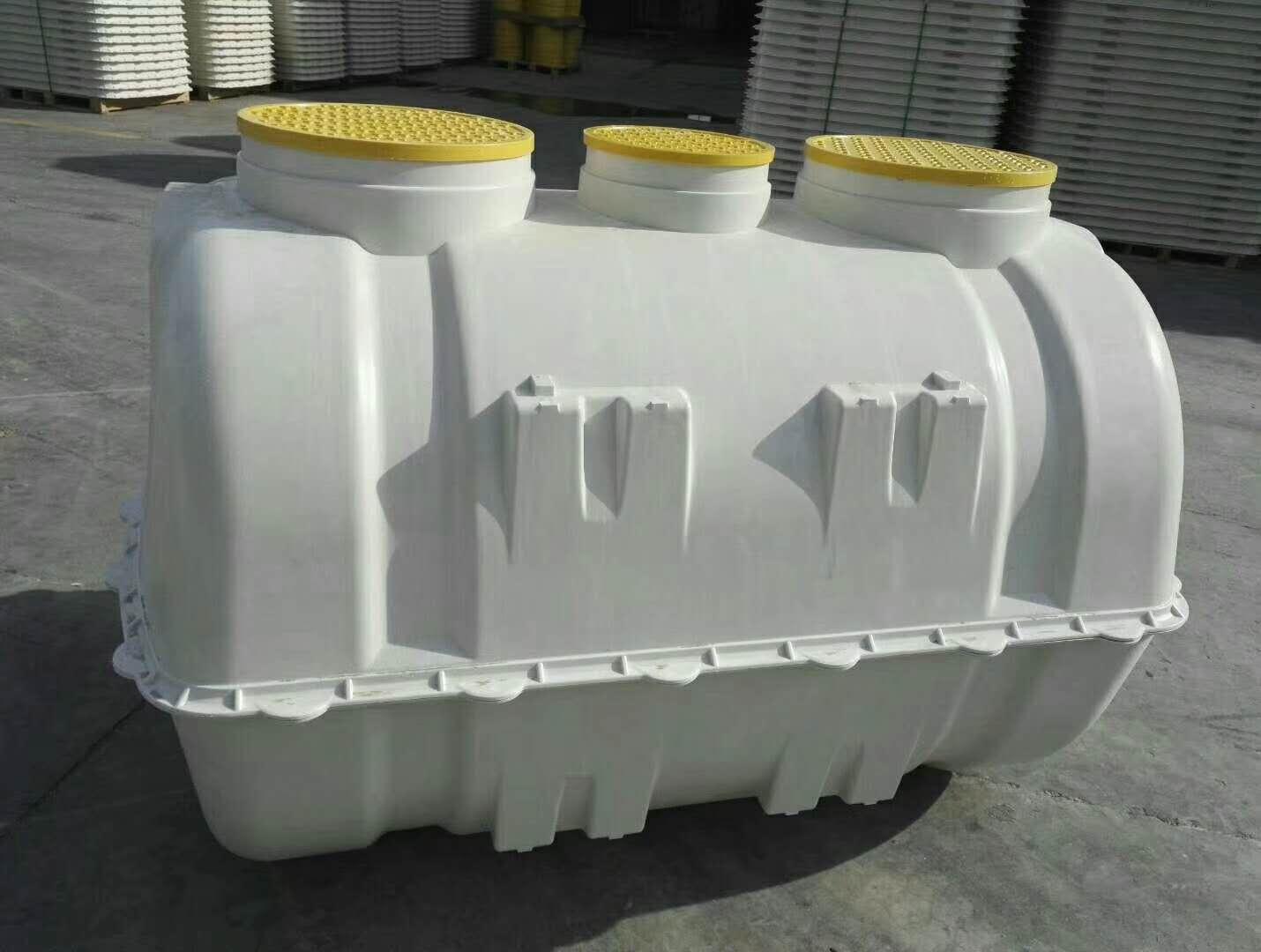 1立方 1.5立方 2立方 2.5立方模壓玻璃鋼化糞池 1
