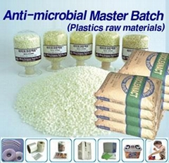 Antimicrobial Master batch(Natural ingredient)