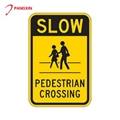 Hot selling road illuminated traffic warning sign 1