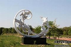 石家莊專業製作玻璃鋼雕塑