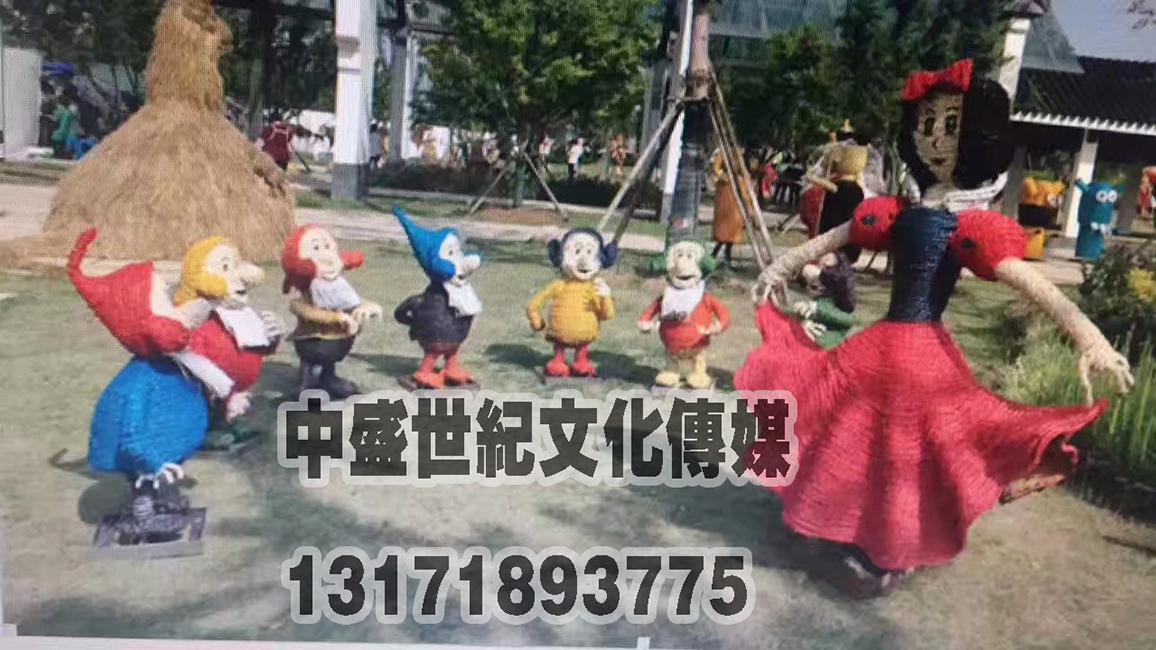 石家庄泡沫雕塑城堡 4