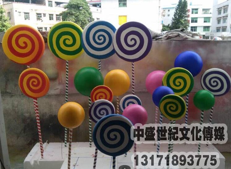 石家庄泡沫雕塑城堡 5