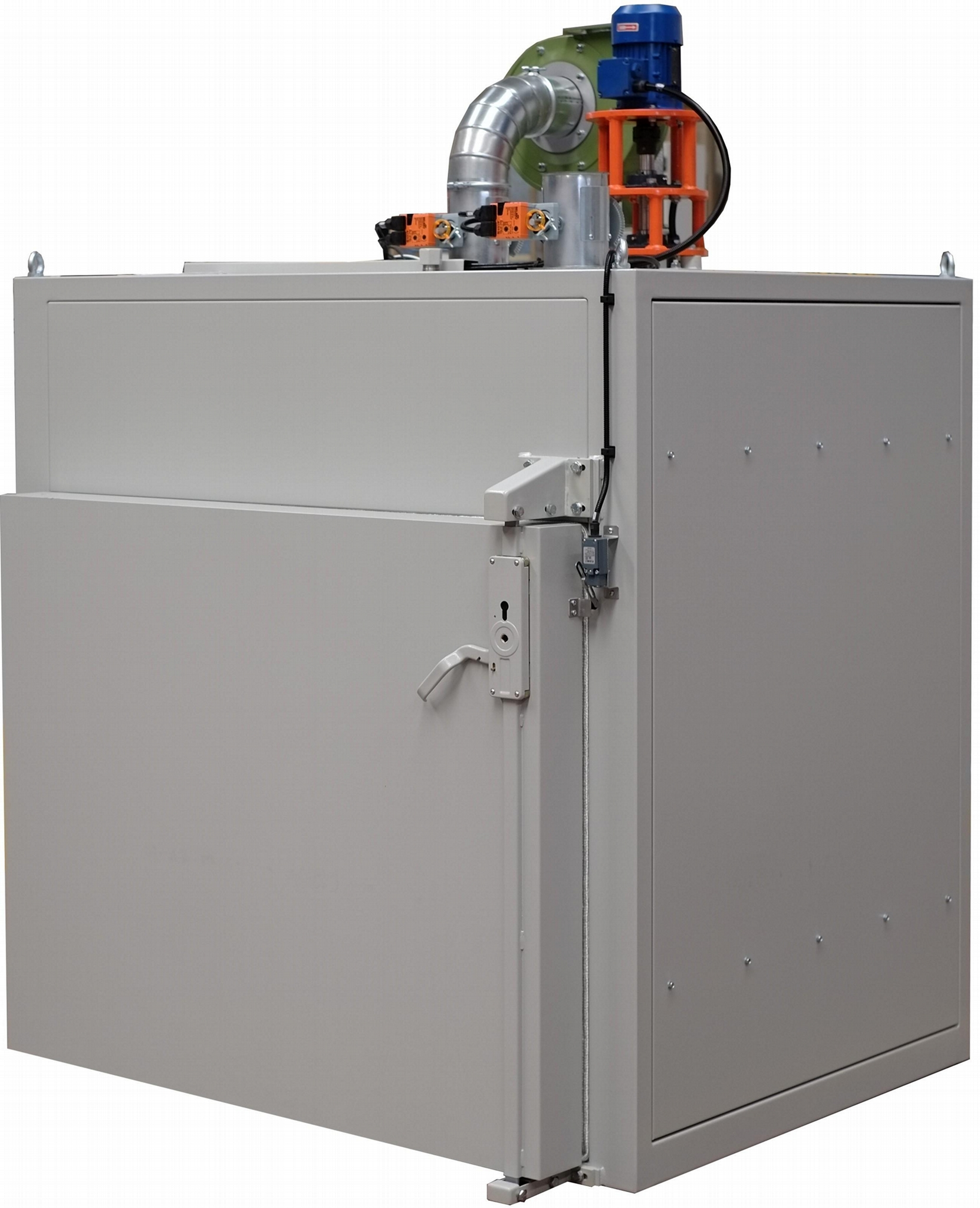 Batch Ovens for Electric Motors - Industrial Batch Ovens by Idrocalor 4