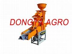 DongYa Agro 4 in 1 rice mill machine