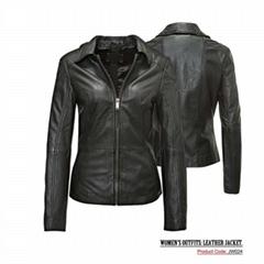 Leather Women's Jackets