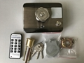 Intelligent Hotel Lock System Motor Lock with Front Back Sensor 1
