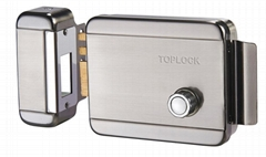 Electric Lock for Door Rim Door Lock Left Right Open