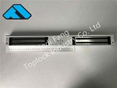 Double Glass Door Electromagnetic Door Lock 1200lb with Access Control