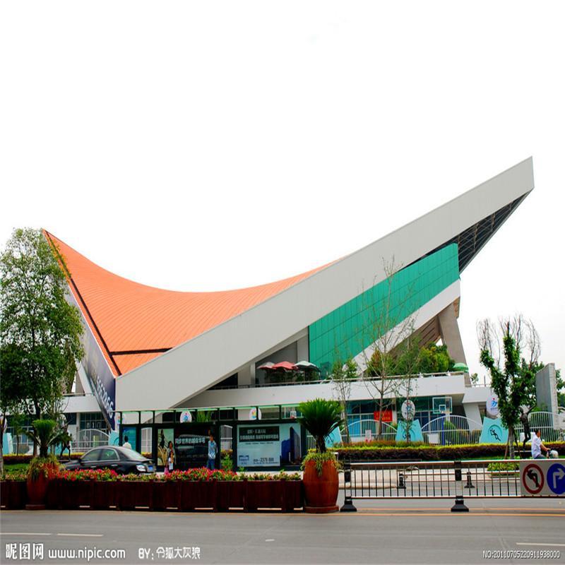 山东地区专用65系列铝镁锰屋面板 1