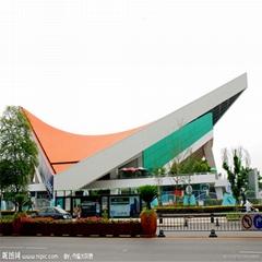 山東地區專用65系列鋁鎂錳屋面板