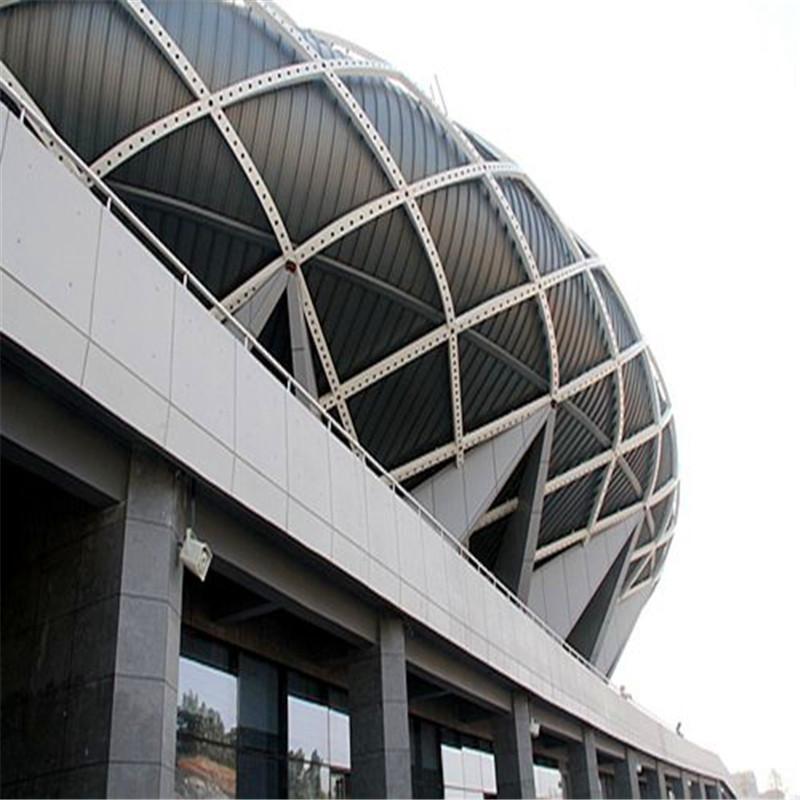 广州体育馆专用铝镁锰板 2