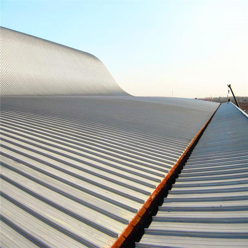 广东地区专用铝镁锰金属屋面板 1