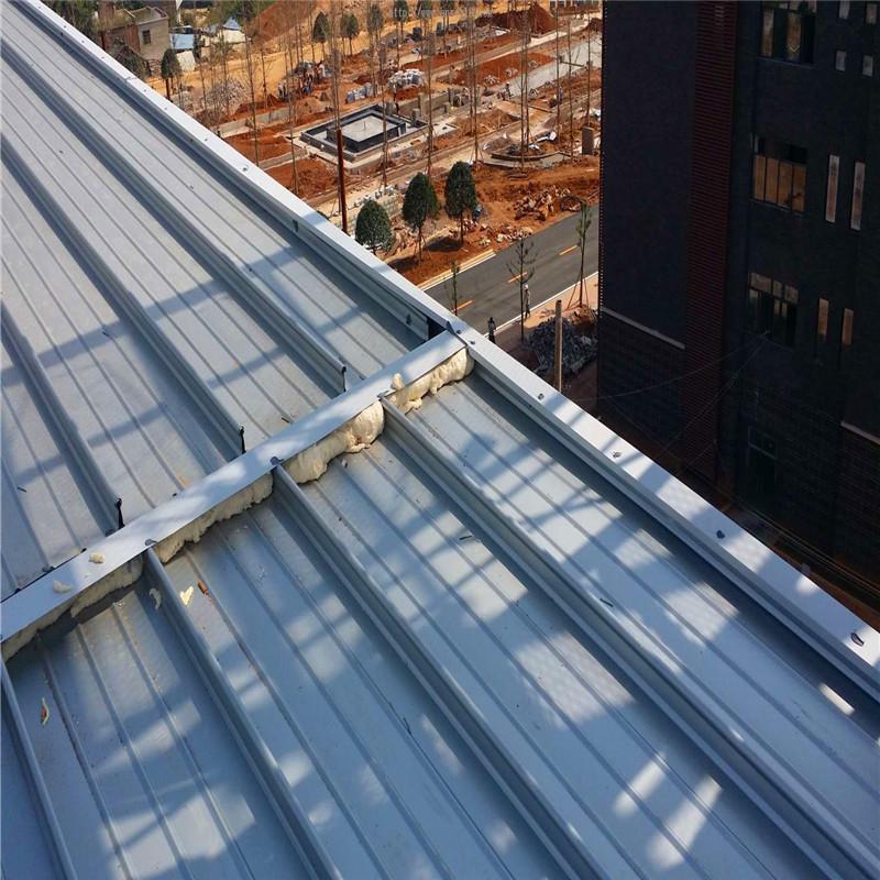 广东地区专用铝镁锰金属屋面板 2