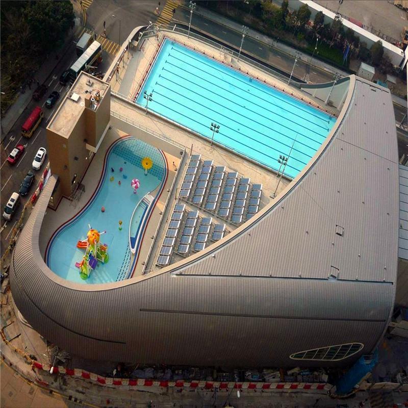 广东地区专用铝镁锰金属屋面板 4