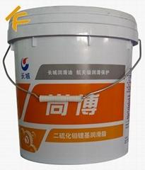 长城二硫化钼锂基润滑脂2号