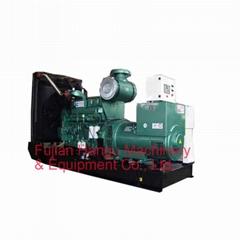 Diesel generator set powered by Cummins engine