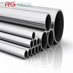 Medical Titanium Tube ASTM B136 Titanium Alloy Pipe