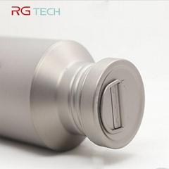Insulated Vacuum Flask Thermos Cup Titanium Vacuum Bottle