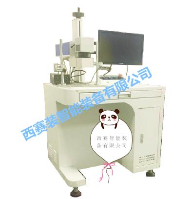 PCB二維碼激光打標機  1