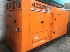 400KW静音发电机出租