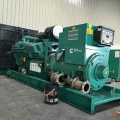 1200KW发电机出租