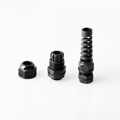 MG12A Spiral Cable Gland
