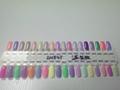 OEM China factory wholesale Temperature Color Changing colors nail polish Uv gel 3