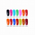 2018 Hot Selling Uv Gel Polish For Nail Art coloured glaze high-end professional 1