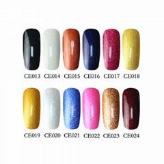 2018 private label soak off Environmental Uv gel nail polish for salon