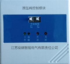 風機泄壓閥執行機構驅動模塊