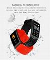 New Style Fitbit Flex Tracker Smart Bracelets Bluetooth Smart Wristbands Multifu