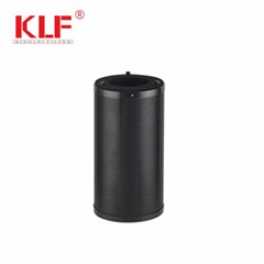 China Industrial smoke air Cylinder honeycomb granular activated carbon filter