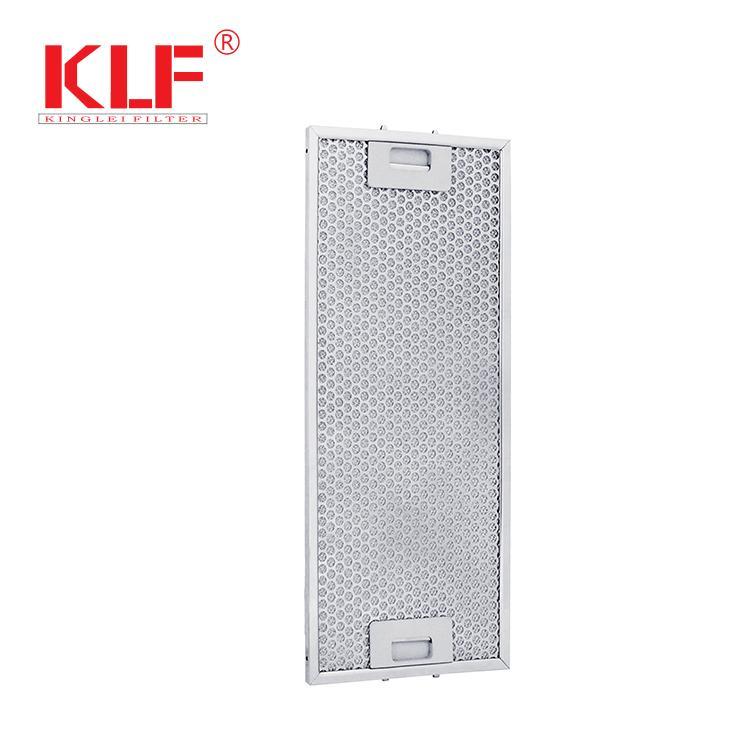 European Aluminium Range Cooker hood Grease filter 1
