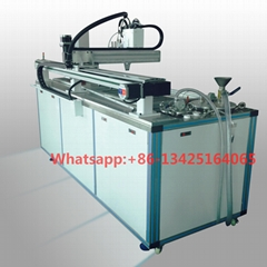 epoxy resin mixing and potting machine