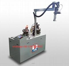 silicone gasket dispensing machine